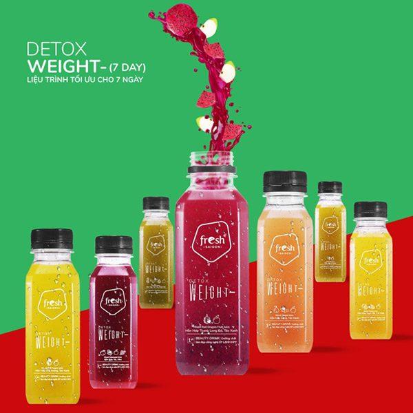 Beauty Drink Detox Weight 01