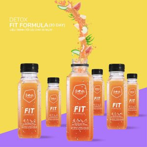 Fit Formula 30 Thon Chac Hut Mat